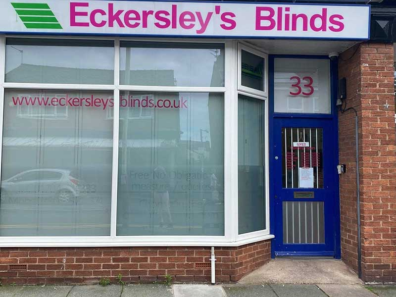 Eckersley's Blinds Shop